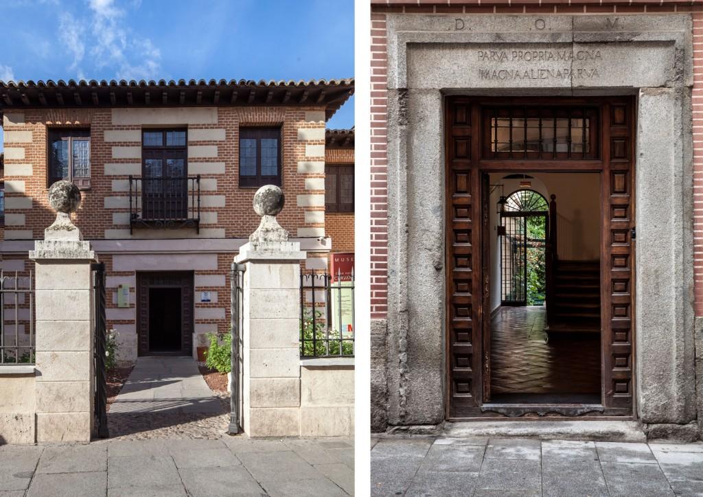 Museo Casa Natal de Cervantes y Casa Museo de Lope de Vega ©Amador Toril