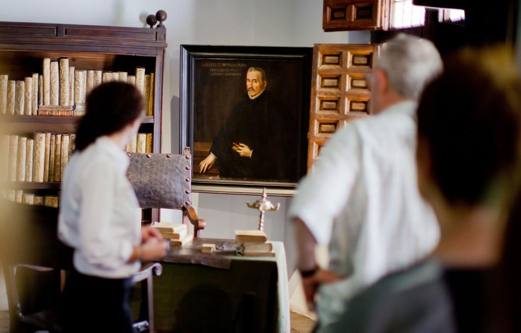 Visitas guiadas en la Casa Museo de Lope de Vega  ©David Serrano P.