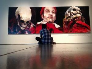 Denis frente a Trilogy of the Doubt, de Lita Cabellut