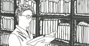 Documentación. Ilustración realizada por Almudena López Molina. Extraída del texto reseñado.