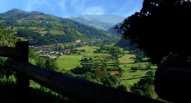 Montaña Central. Fotografía de Roberto Álvarez Espinedo.