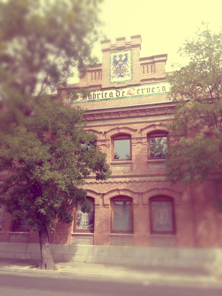 Fábrica El Águila. Sede del III Congreso Internacional de Educación Patrimonial
