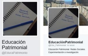 Acción Educomunicativa en Facebook y Twitter