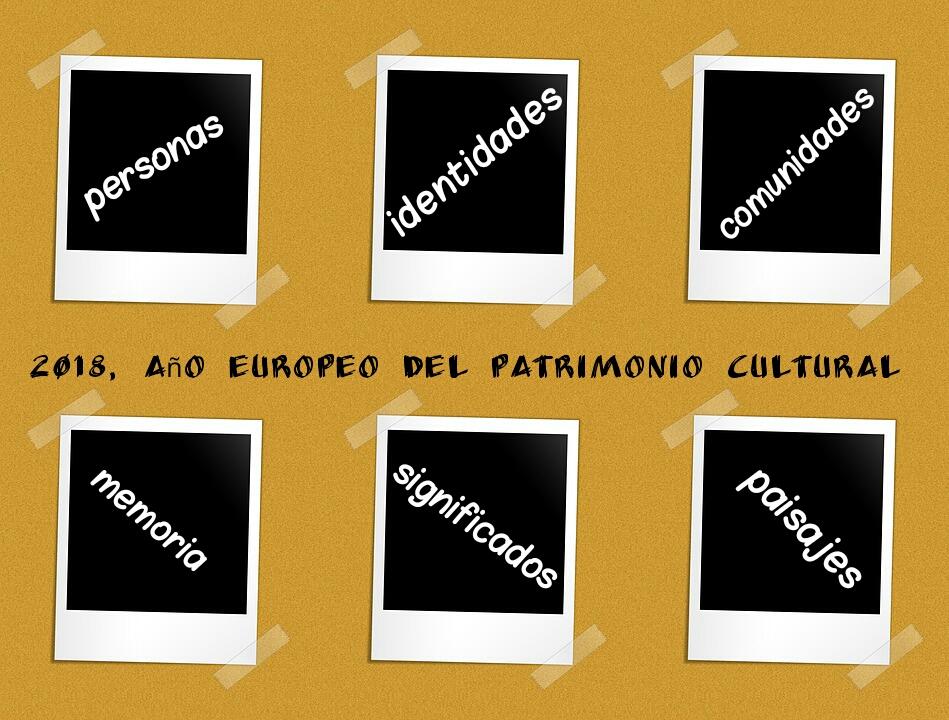 Mural Patrimonio Cultural. Elaboración propia.